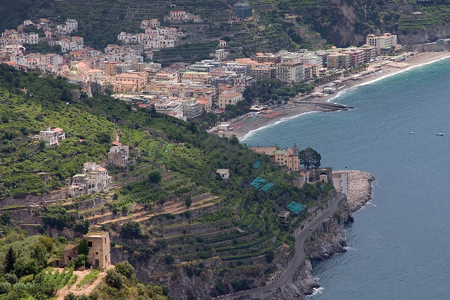 Amalfi Coast Travel Guide and Travel Information
