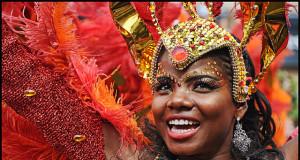 Samba Dance in Brazil