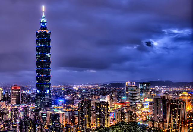 Taipei Travel Guide and Travel Information