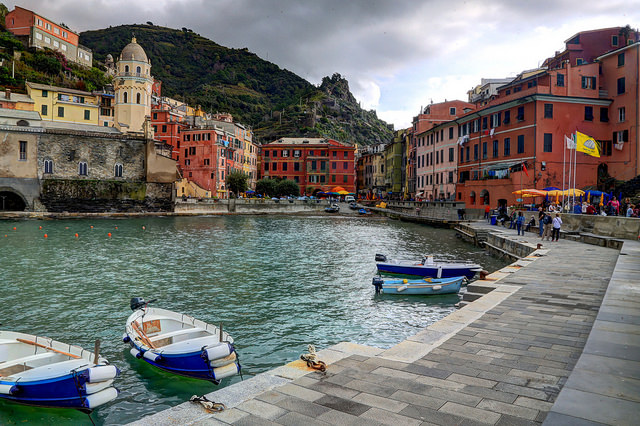 Cinque Terre Travel Guide and Travel Information