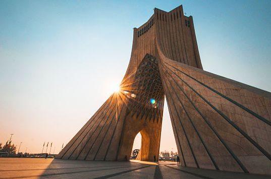 travel to Iran Tehran