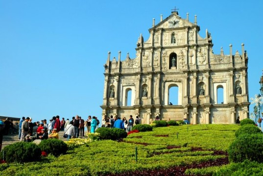 Macau, China Travel Guide and Travel Information